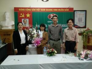 Chi bộ 3 tổ chức đại hội Chi bộ