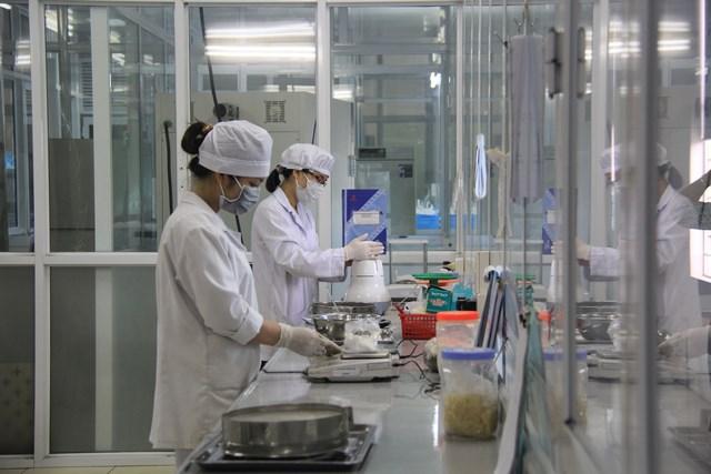 Quản trị sản phẩm thực phẩm chức năng ở IMC