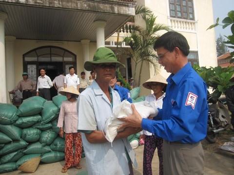 IMC từ thiện tại Quảng Trị