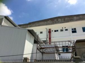 Nhà máy sản xuất thực phẩm chức năng Công nghệ cao IMC Quang Minh – quá trình hoàn thiện