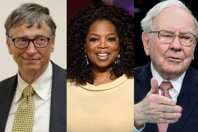 Here's why Warren Buffett, Oprah Winfrey, and Bill Gates love to read