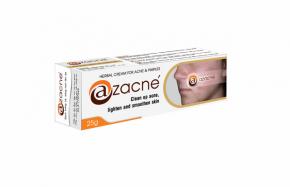 Crème à base de plantes - Azacné