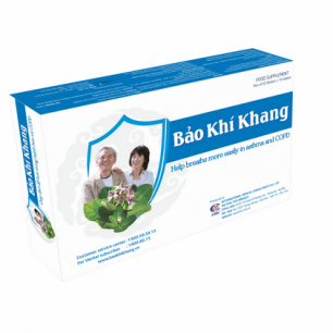 Dietary Supplement - Bao Khi Khang