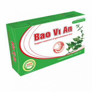 Dietary Supplement - Bao Vi An