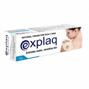Herbal cream - Explaq