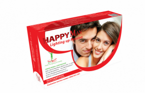 Dietary Supplement - Happy Man