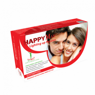 Dietary Supplement - Happy Man
