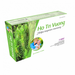 Dietary Supplement - Ho Tri Vuong