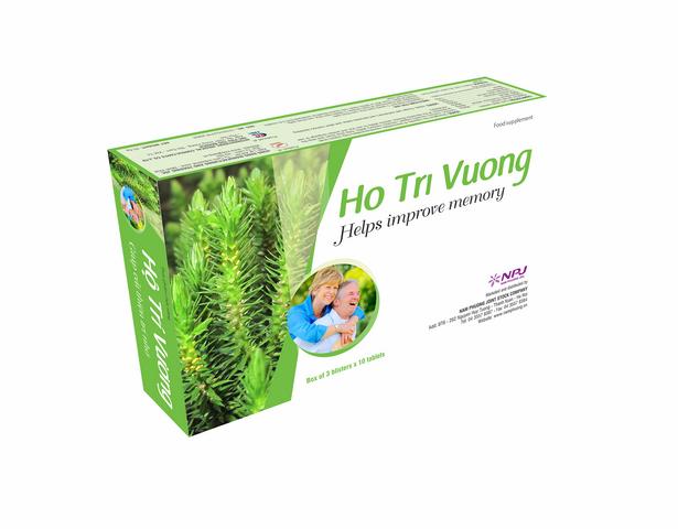 Ho Tri Vuong