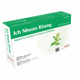 Dietary Supplement - Ich Nhuan Khang