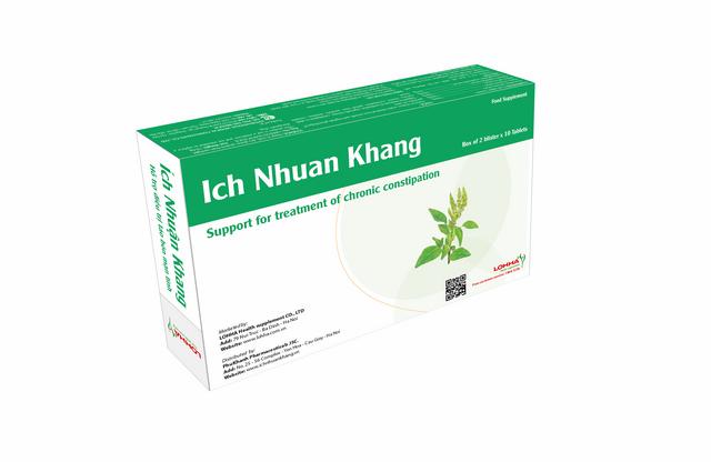 Ich Nhuan Khang