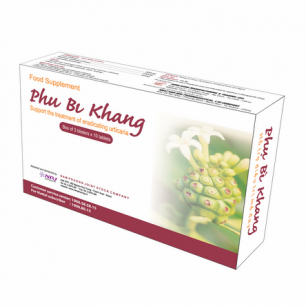 Dietary Supplement - Phu Bi Khang