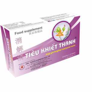 Dietary Supplement - Tieu Khiet Thanh