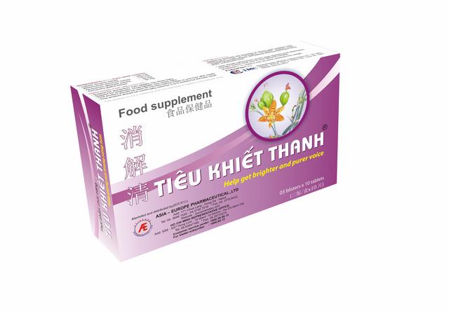 Tieu Khiet Thanh