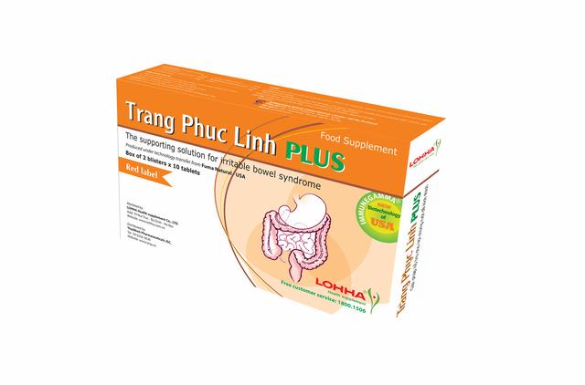 Trang Phuc Linh PlusTrang Phuc Linh, bao bì thực phẩm chức năng, bao bì TPCN,