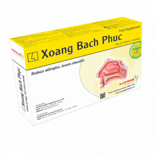 Dietary Supplement - Xoang Bach Phuc