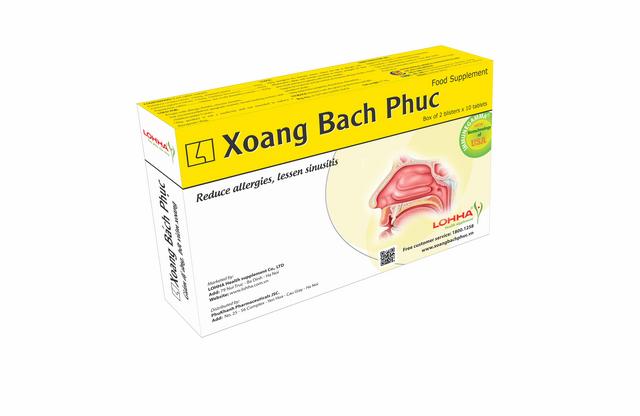 Xoang Bach PHuc