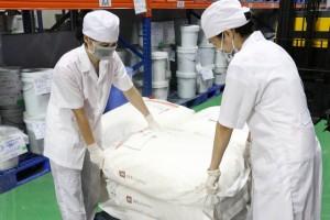 Quy trình lấy mẫu nguyên liệu trong quá trình sản xuất thực phẩm chức năng
