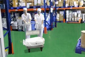 lấy mẫu kiểm nghiệm sản xuất thực phẩm chức năng 3
