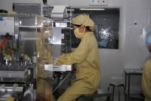 Năng lực sản xuất thực phẩm chức năng của IMC