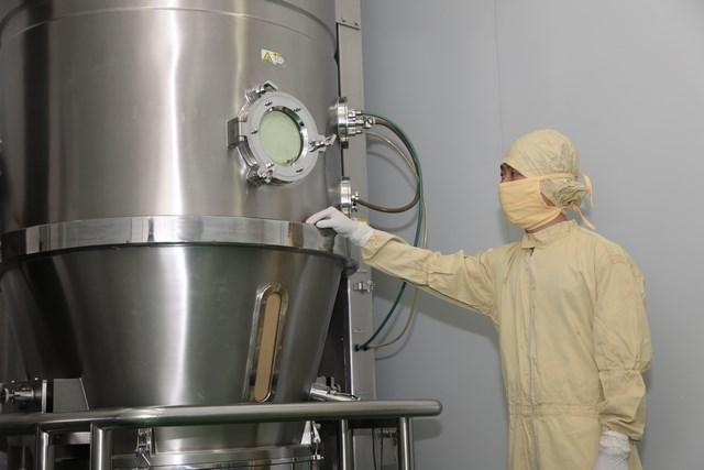 nha may san xuat thuc pham chuc nang (13), vệ sinh nhà xưởng sau khi sản xuất thực phẩm chức năng, vệ sinh nhà xưởng