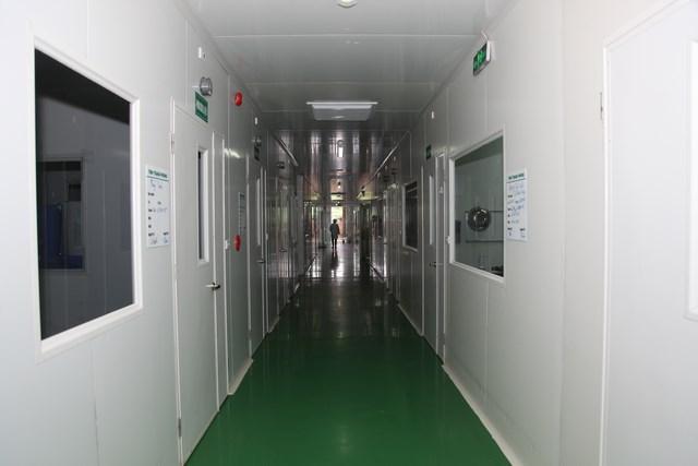 Nhà máy sản xuất thực phẩm chức năng IMC