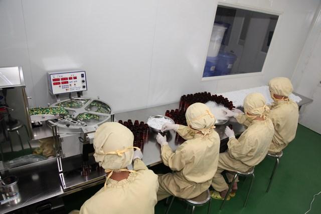 nha may san xuat thuc pham chuc nang (6) ,quy trình sản xuất thực phẩm chức năng, quy trinh san xuat thuc pham chuc nang, GMP sản xuất thực phẩm chức năng