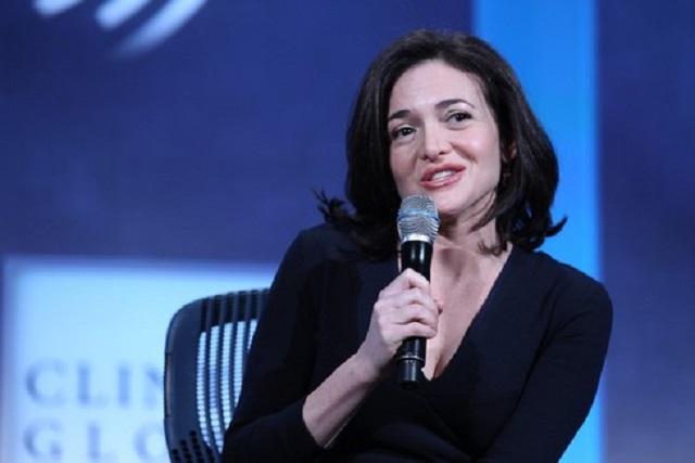 Sheryl Sandberg devient l'une des milliardaires les plus jeunes des Etats-Unis