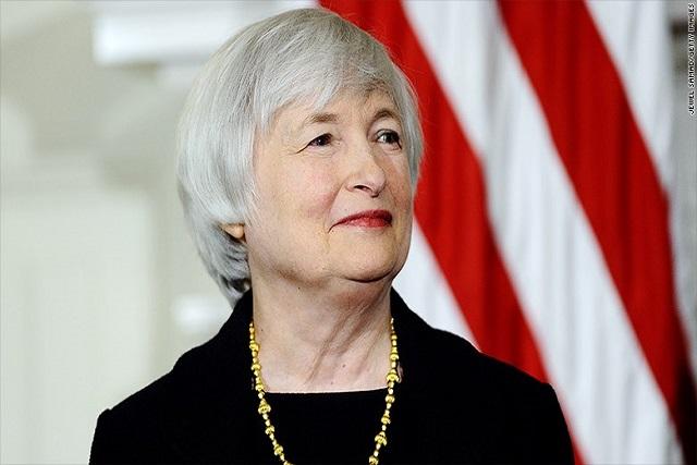 Rencontrez Janet Yellen : La femme la plus puissant du monde