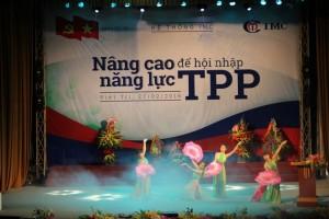 """IMC – Thông điệp 2016 """"Nâng cao năng lực để hội nhập TPP"""""""