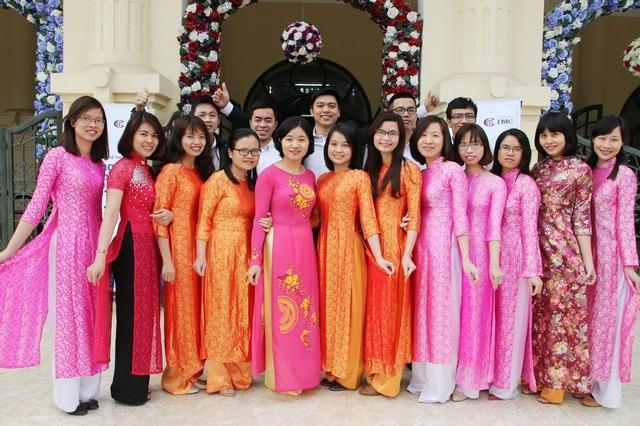 IMC - Tưng bừng kỷ niệm ngày Thầy thuốc Việt Nam 27 tháng 2
