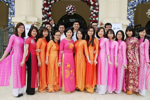 IMC – Tưng bừng kỷ niệm ngày Thầy thuốc Việt Nam 27 tháng 2