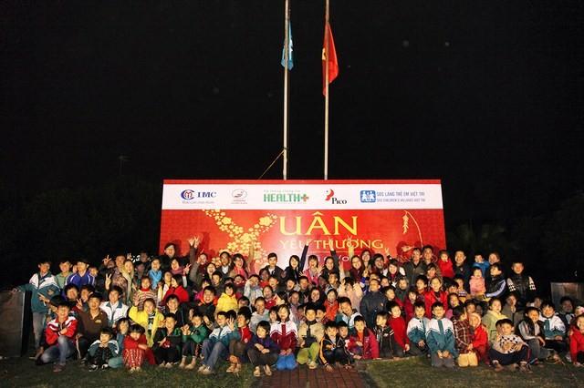 IMC - Đón xuân yêu thương cùng làng trẻ SOS Việt Trì