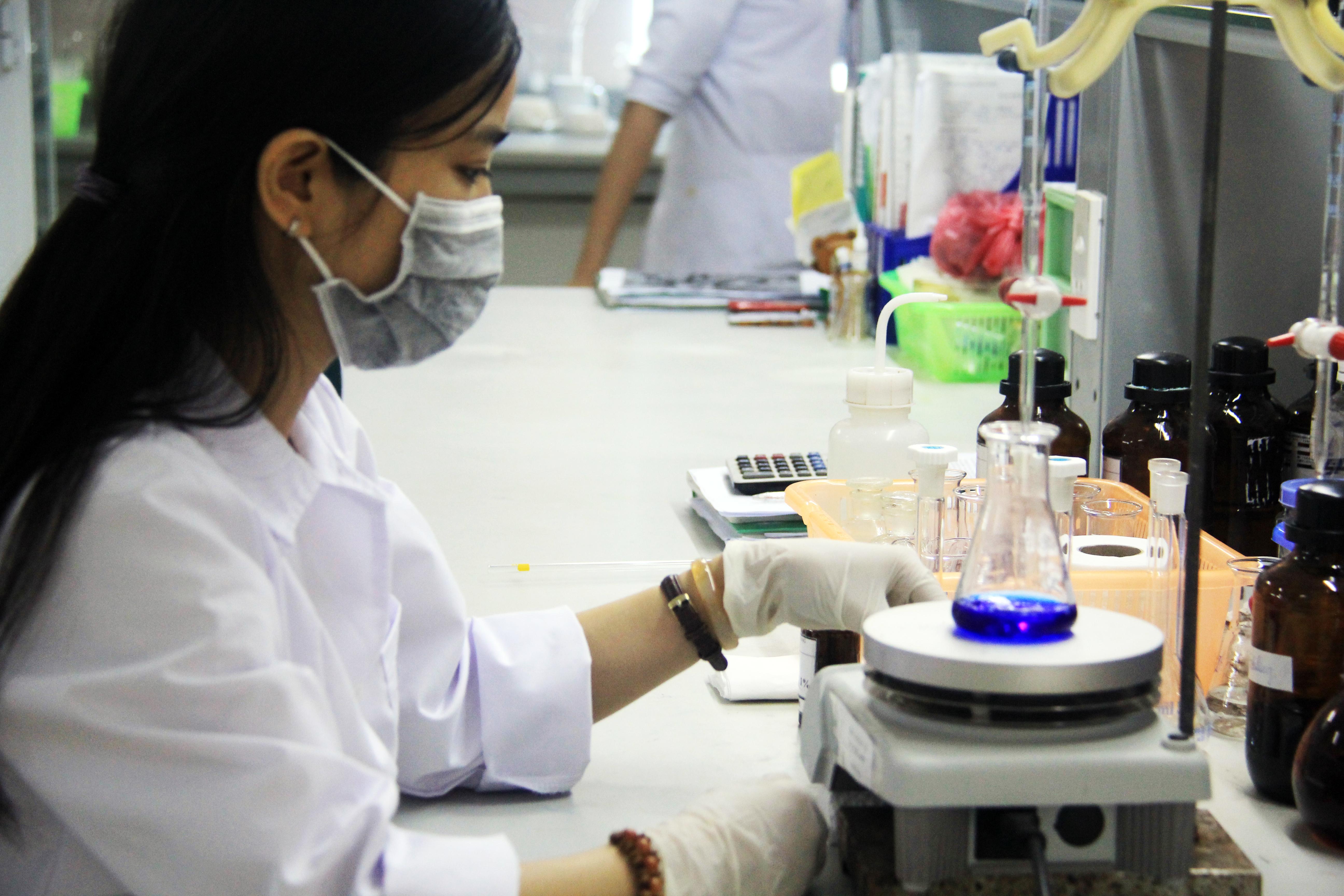 Mỹ chuyển giao CN chiết xuất hợp chất có tác dụng hỗ trợ điều trị ung thư mới
