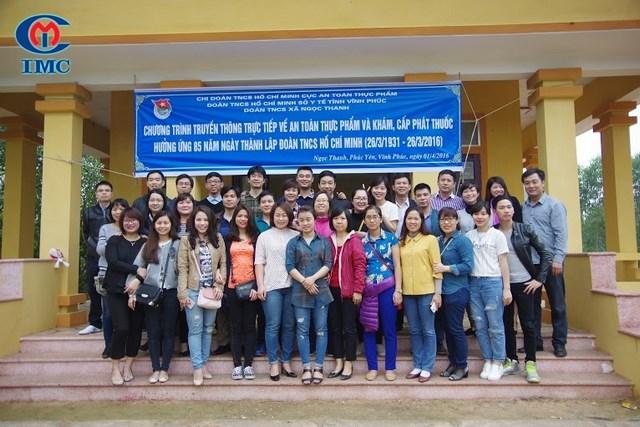IMC tu thien (4), IMC, Bộ Y tế khám chữa bệnh cho người nghèo