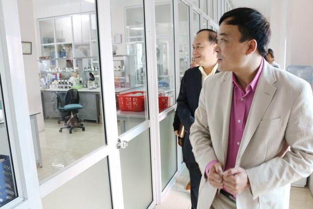IMC – Tiếp đón Cán bộ cấp cao Tập đoàn VPI