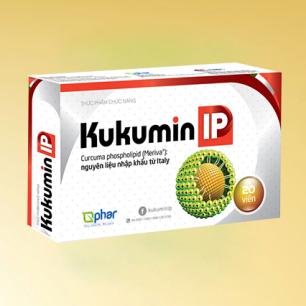 Thực phẩm chức năng Kukumin IP