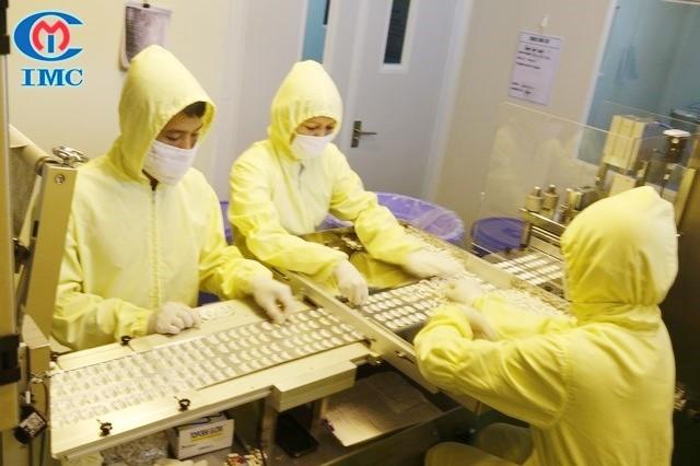 IMC chuẩn bị bước vào mùa sản xuất cao điểm
