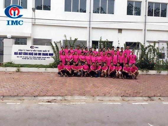 Tuyển NV Cơ điện nhà máy Quang Minh