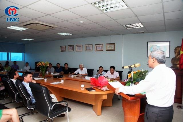 Đảng bộ IMC Học tập, quan triệt, triển khai nghị quyết lần thứ XII của Đảng