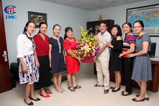 IMC – Tưng bừng chào mừng ngày Phụ nữ Việt Nam 20/10