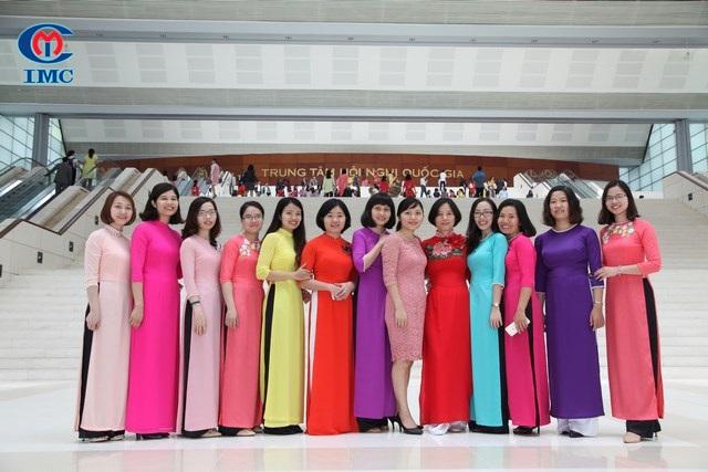 IMC – Chúc mừng ngày Thầy thuốc Việt Nam 27/2