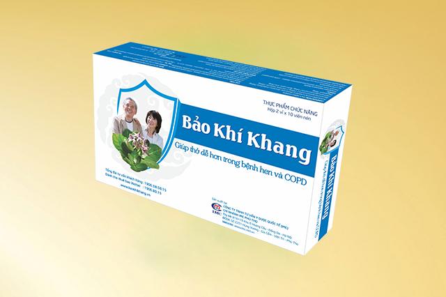 Bao Khi Khang