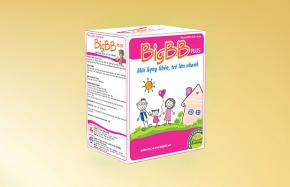 Thực phẩm chức năng BigBB Plus