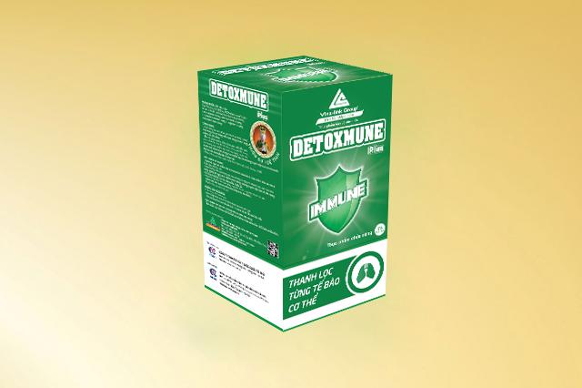 Detoxmune Plus