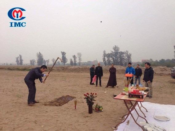 Nhà máy Công Nghệ cao IMC Quang Minh 2 – Giai đoạn thứ nhất