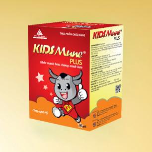 Thực phẩm chức năng Kidsmume Plus