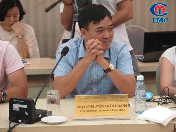 IMC – Đề xuất góp ý xây dựng khung pháp lý quản lý TPCN tại Việt Nam