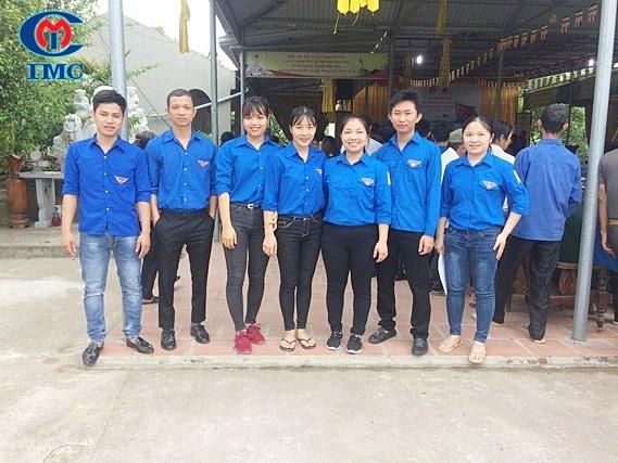 Tuổi trẻ IMC  đến với đồng bào khó khăn của tỉnh Thanh Hóa