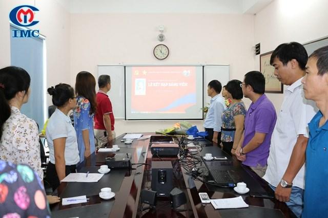 Đảng bộ công ty IMC – Môi trường tuyệt vời để rèn luyện và cống hiến